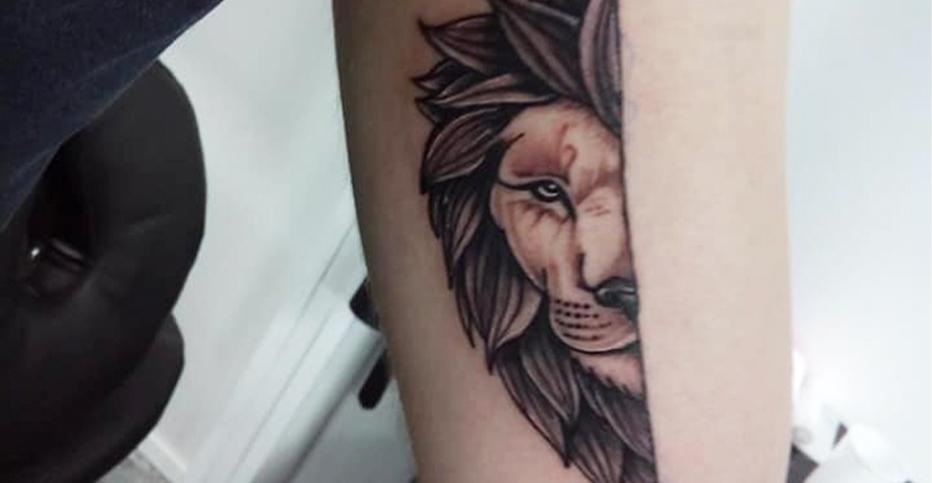 Arm tattoo portfolio