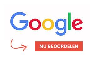 Google beoordeel knop