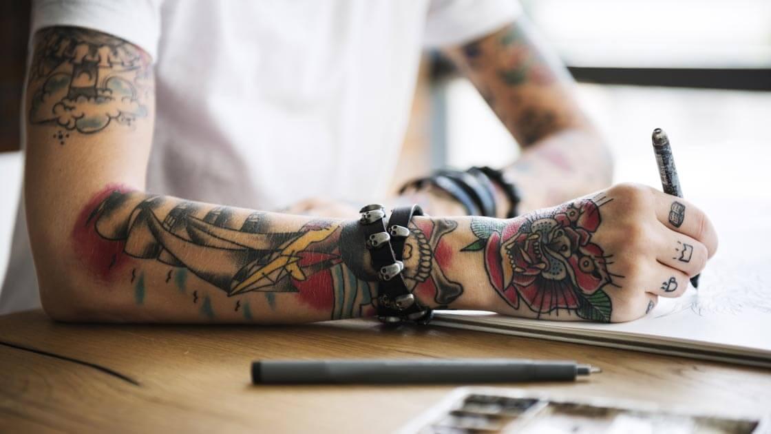 Tattoo Ontwerp Rotterdam Empire Ink